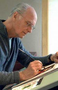 James McMullan, illustrator